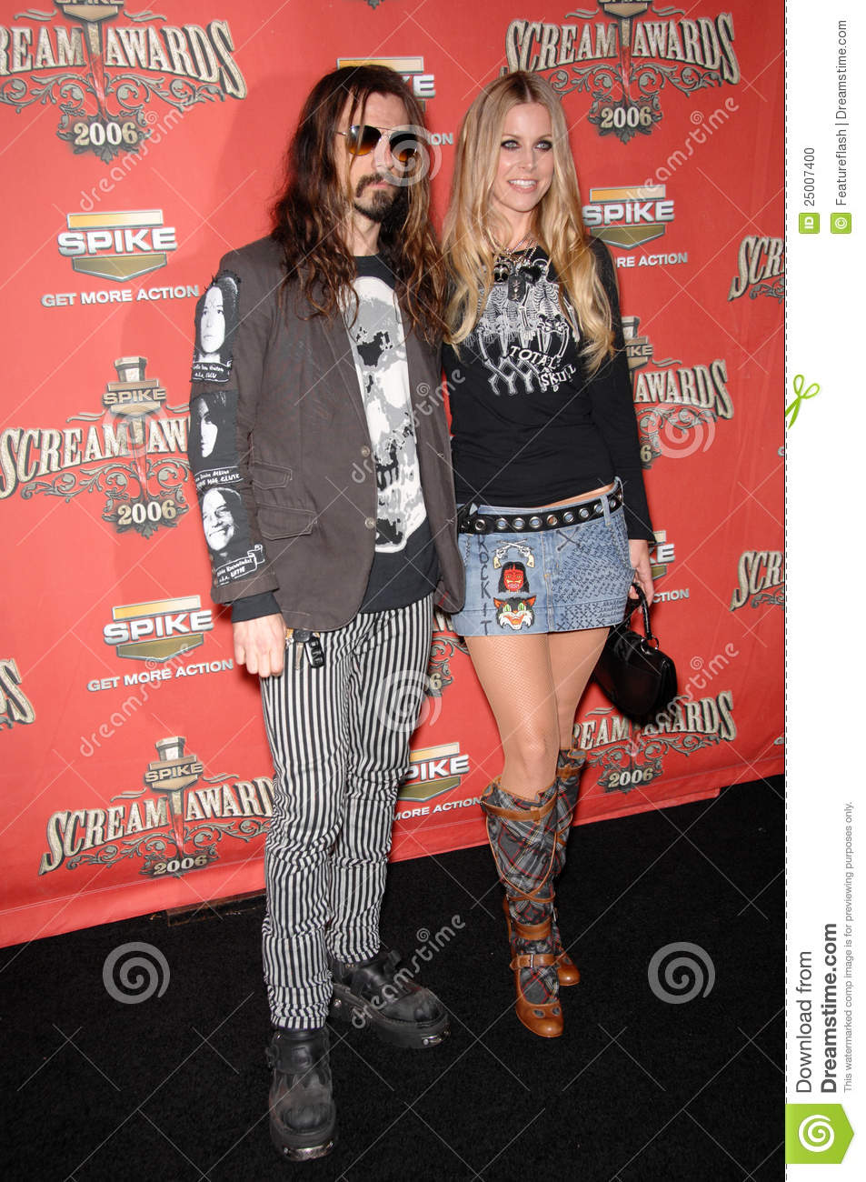 That rob zombie and sheri moon zombie consider
