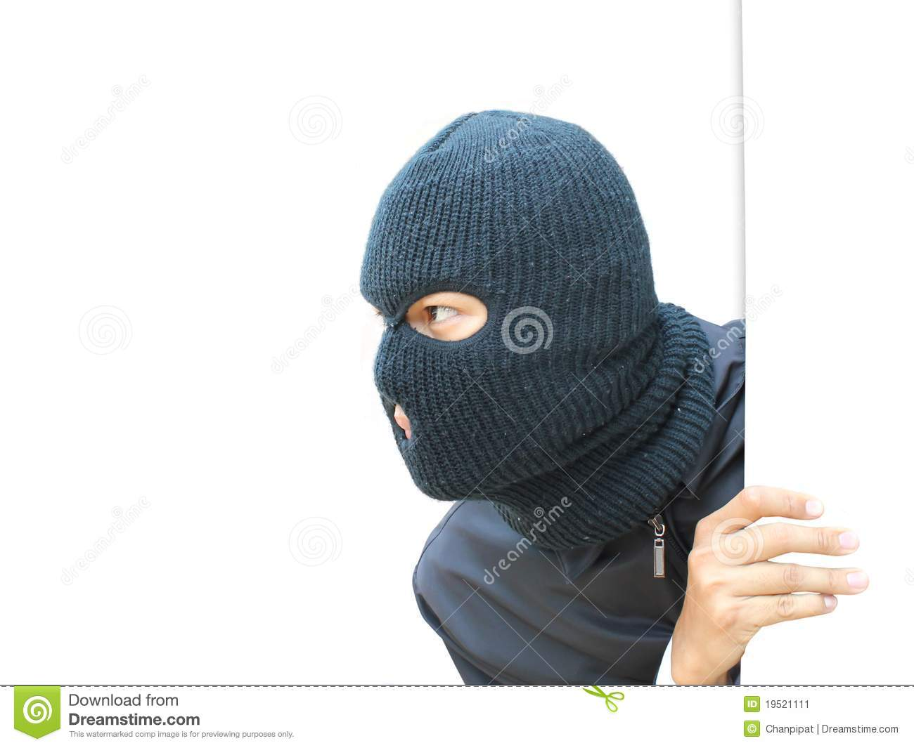 Robber Stock Image - Image: 19521111