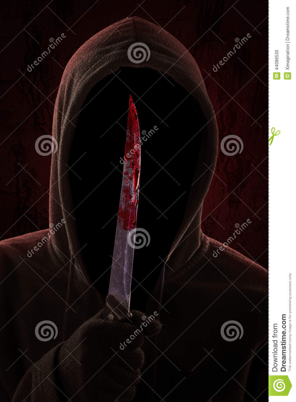 A Robber Man Stock Photo - Image: 44086530