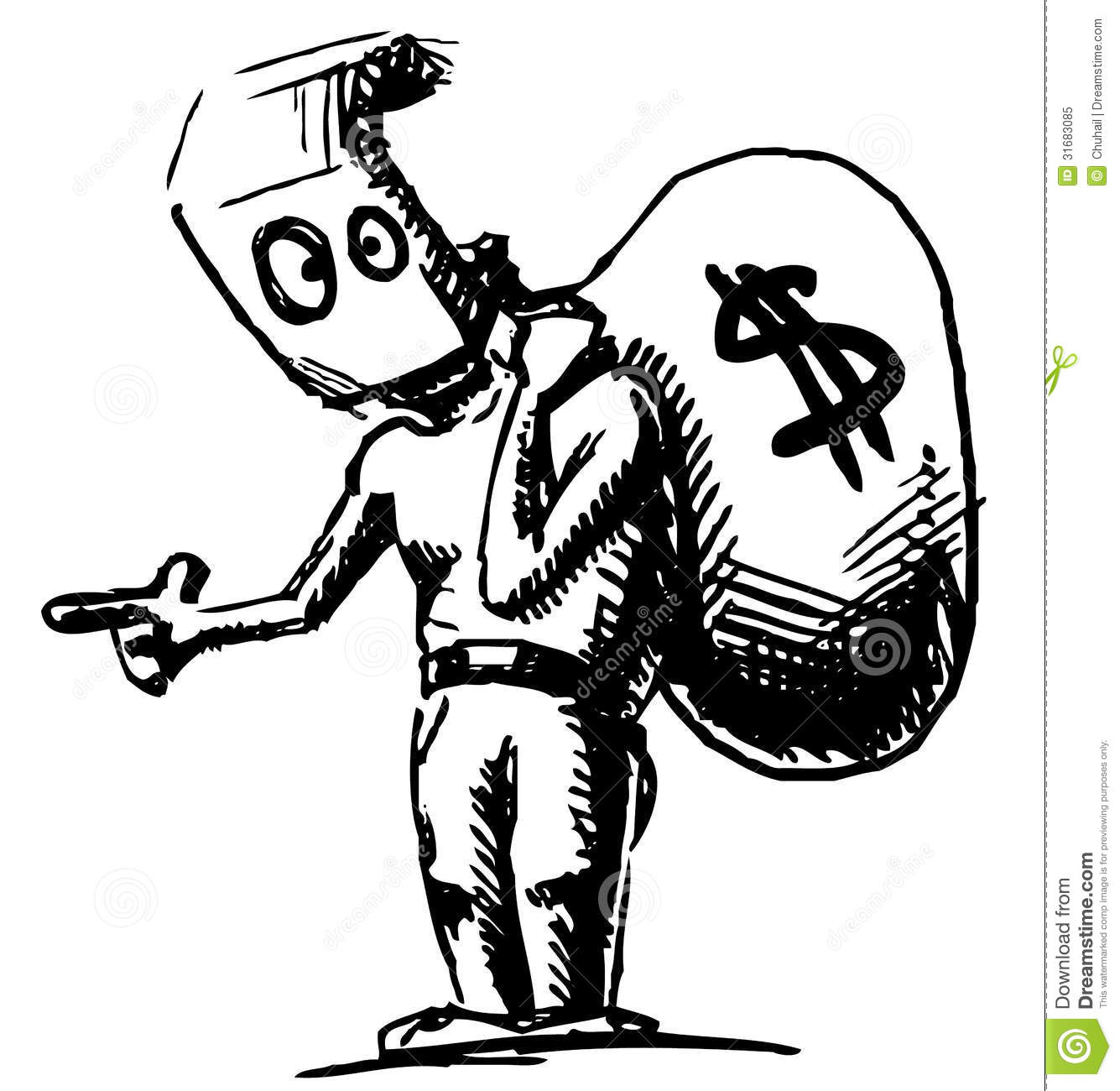 Pile Of Coins In The Palms Vector 9257122 as well Thinking Skills in addition Money Bag Clip Art furthermore Collections List likewise Royalty Free Stock Photo Robber Mask Money Bag Hand Drawing Sketch Vector Character Isolated White Background Image31683085. on drawing money bag