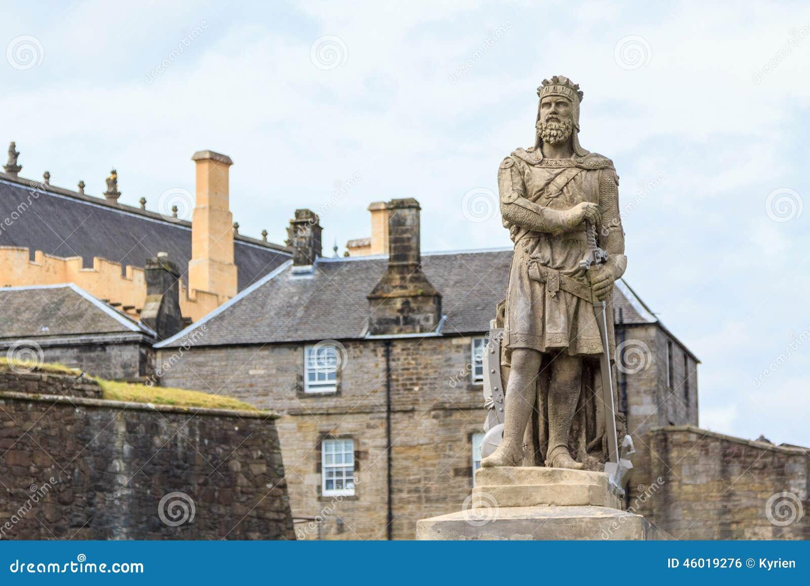 Robert Bruce, Koning van Scots