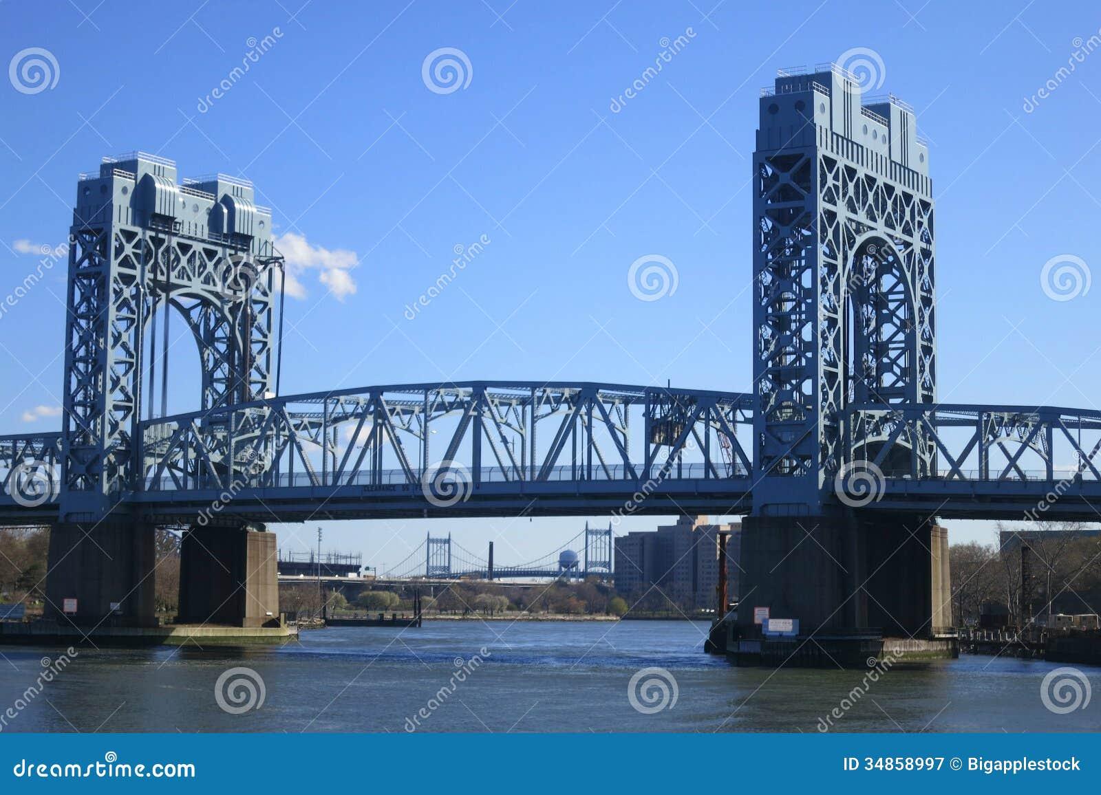 Robert F. Kennedy Bridge in New York City