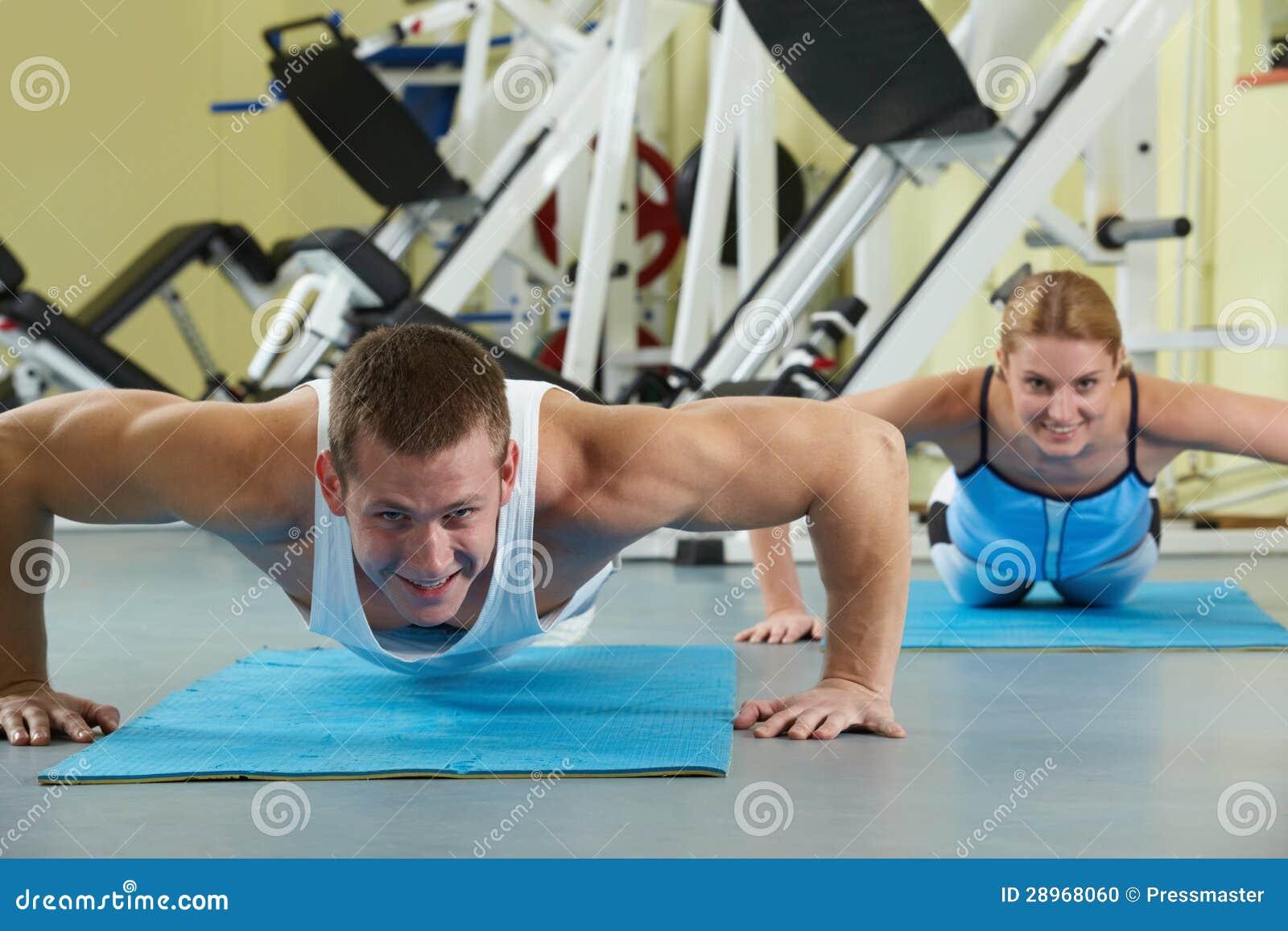 Robić ćwiczeniu