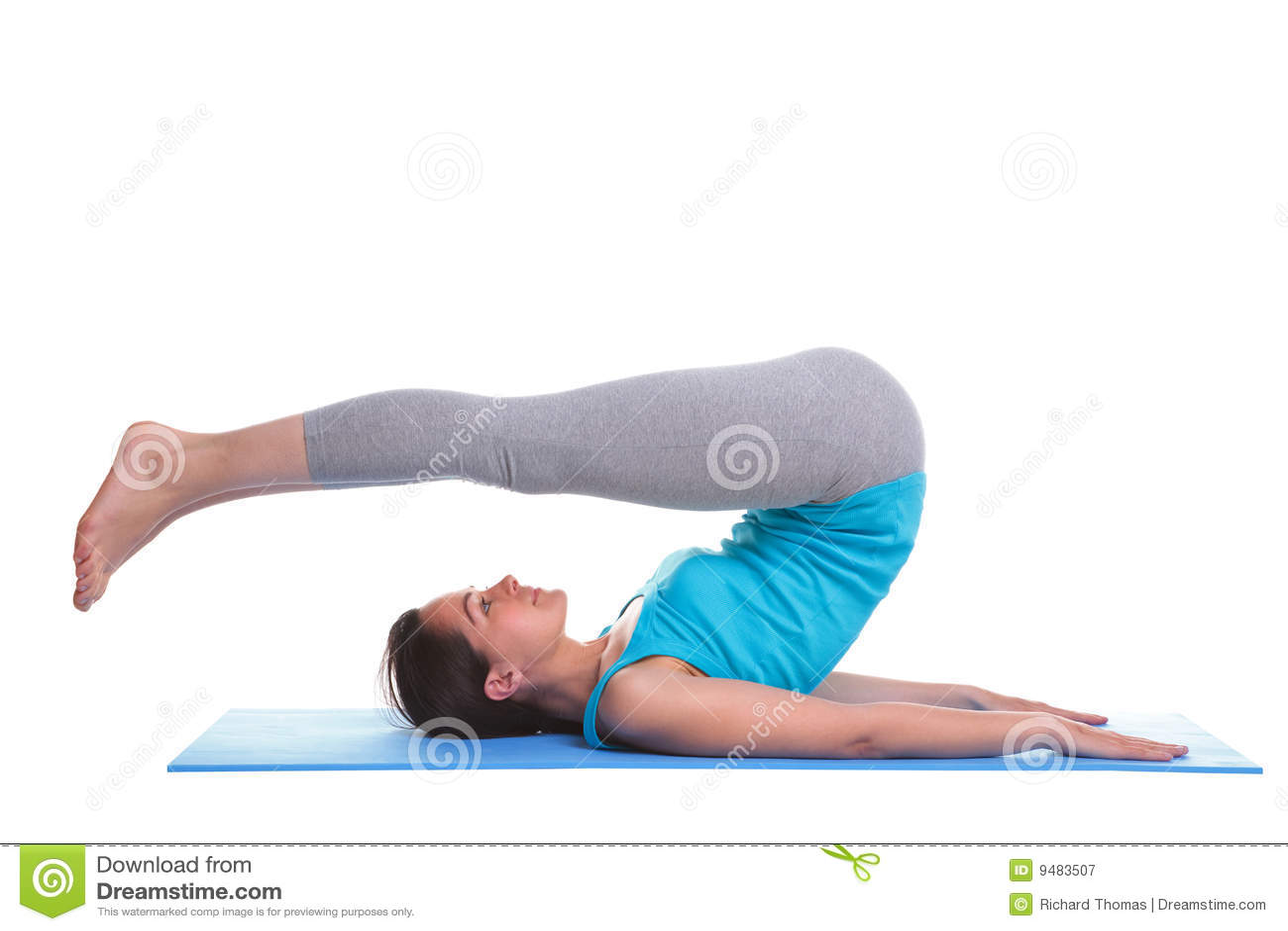 Robić kobiety joga