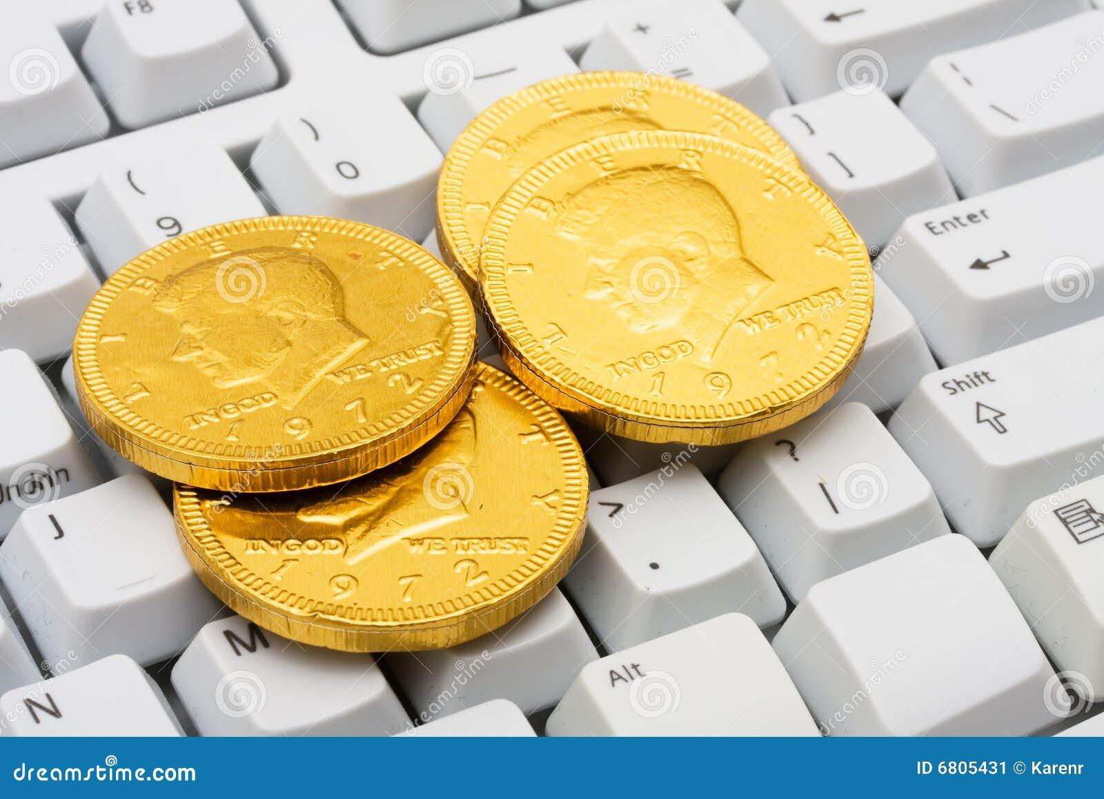 Robić pieniądze online