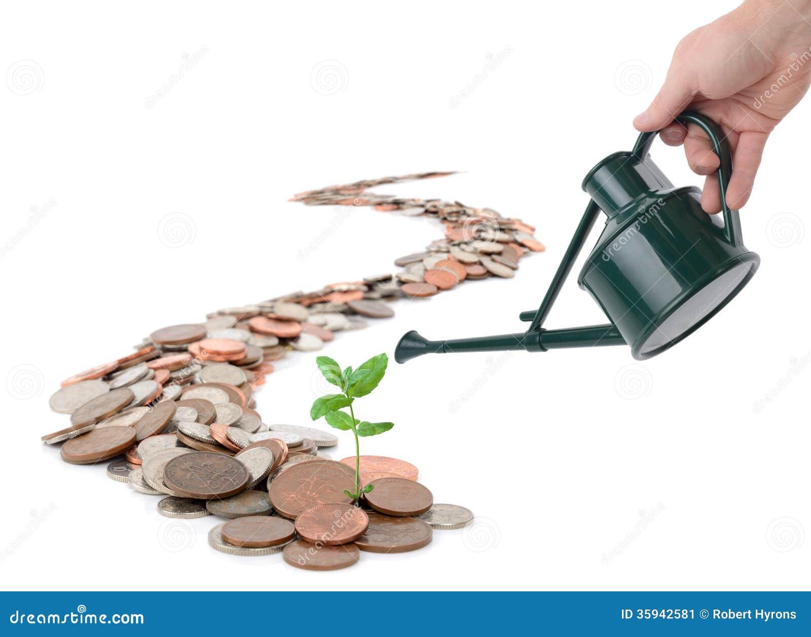 Robić twój pieniądze r