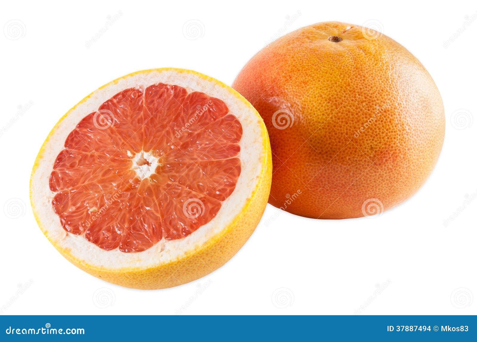 Robijnrode grapefruits