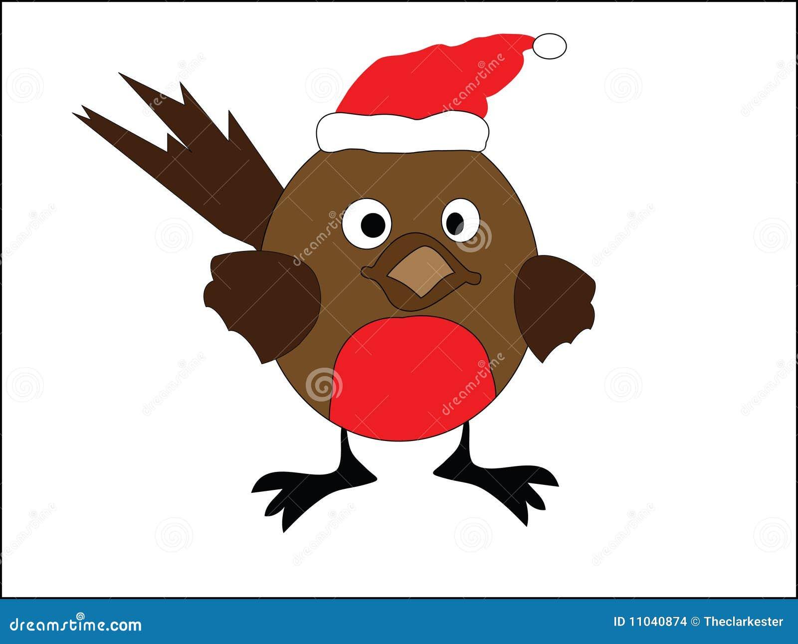 Download Robin redbreast stock illustration. Illustration of toon - 11040874