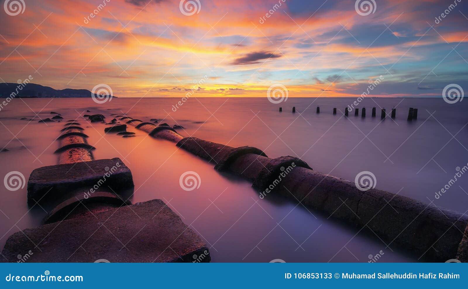 Robina Beach, Butterworth Penang