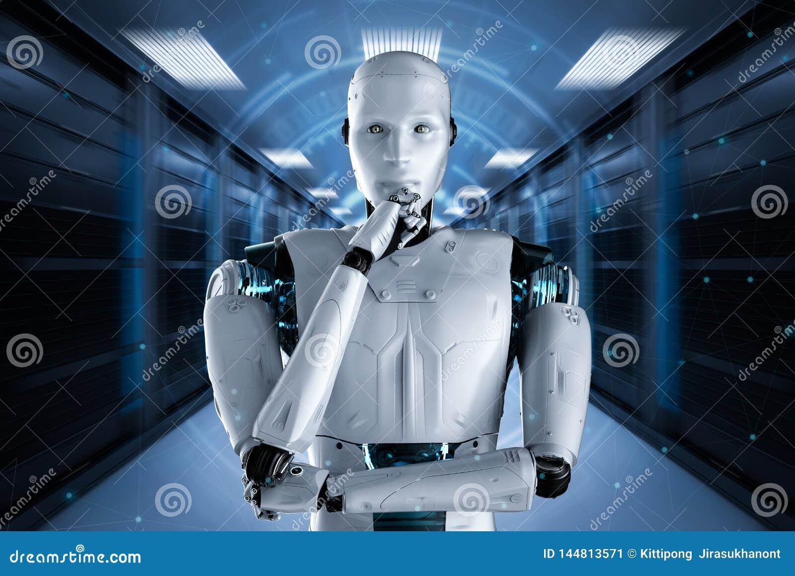 Robot avec l affichage graphique