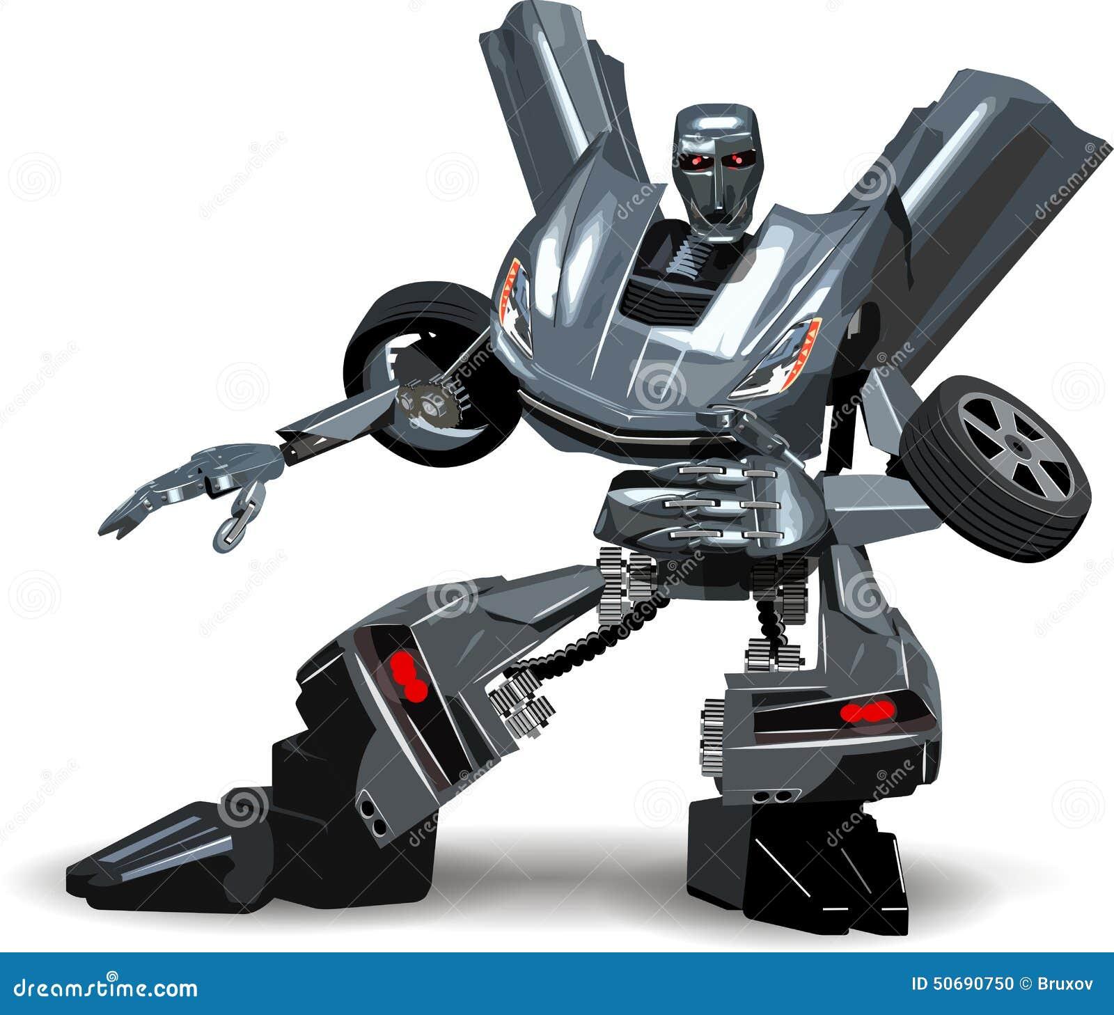 Robot vehicle