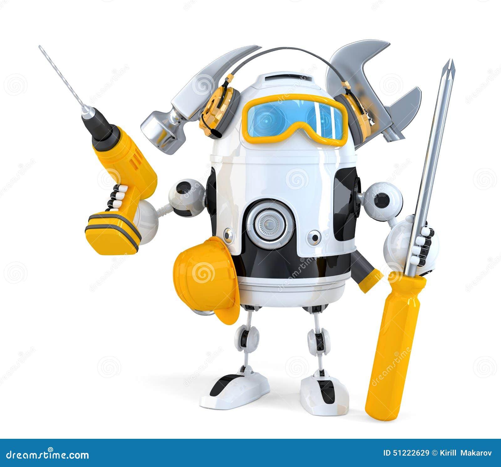 Risultati immagini per robot lavoratore