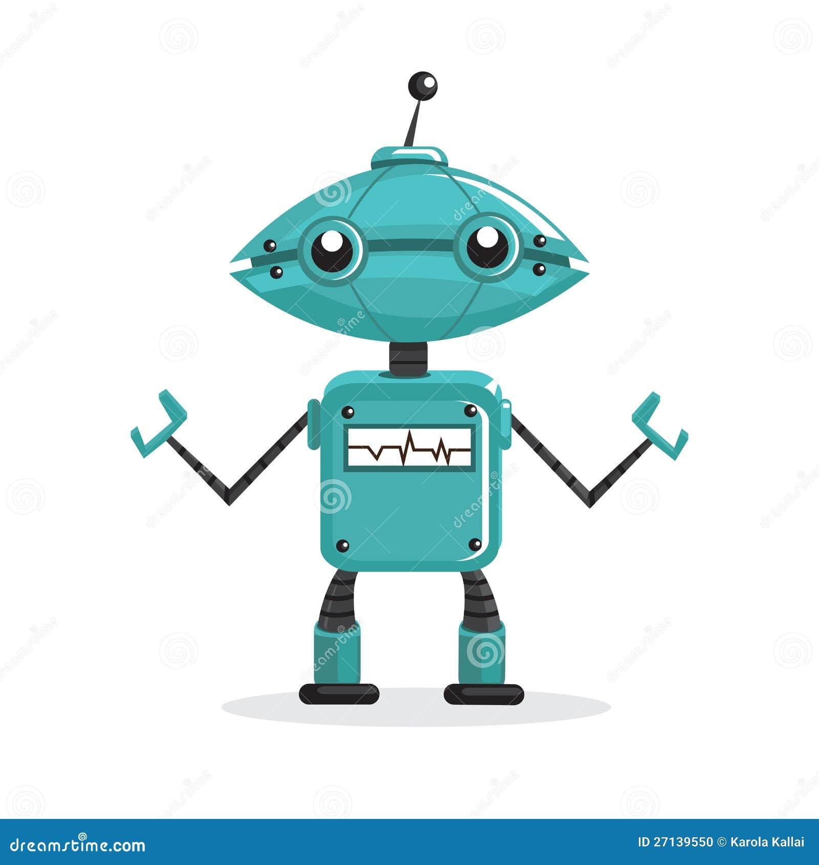 chien et omme robot dessin nimme