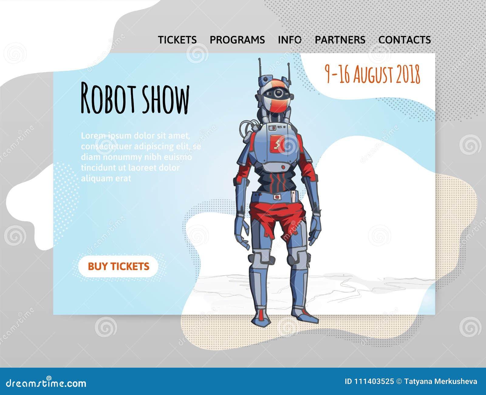 Robot Del Humanoid, Androide Con Inteligencia Artificial ...