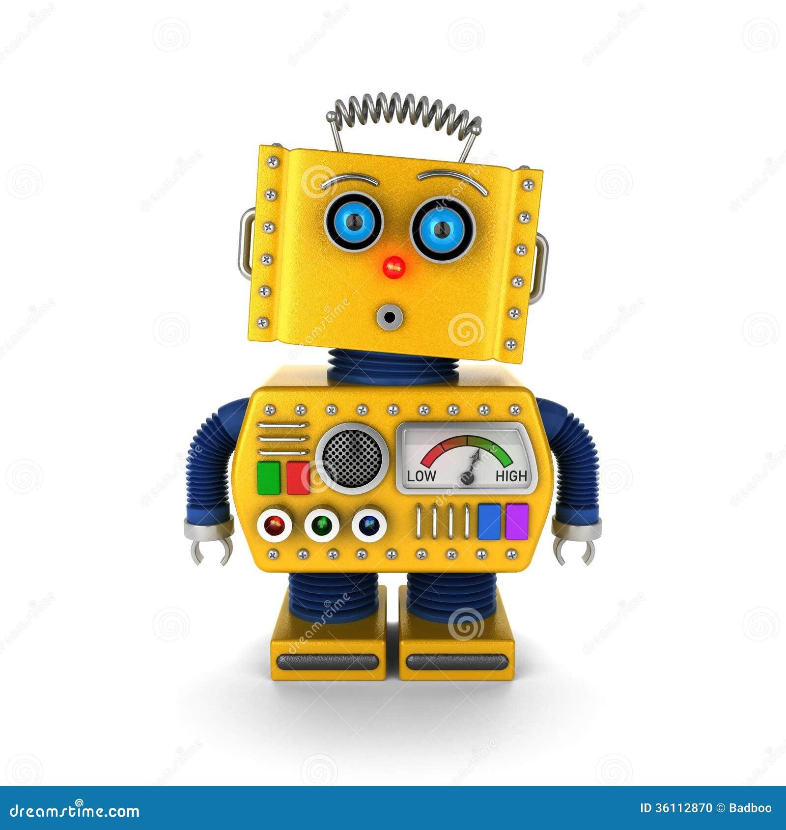 Robot Vintage - Juegos y Juguetes en Mercado Libre