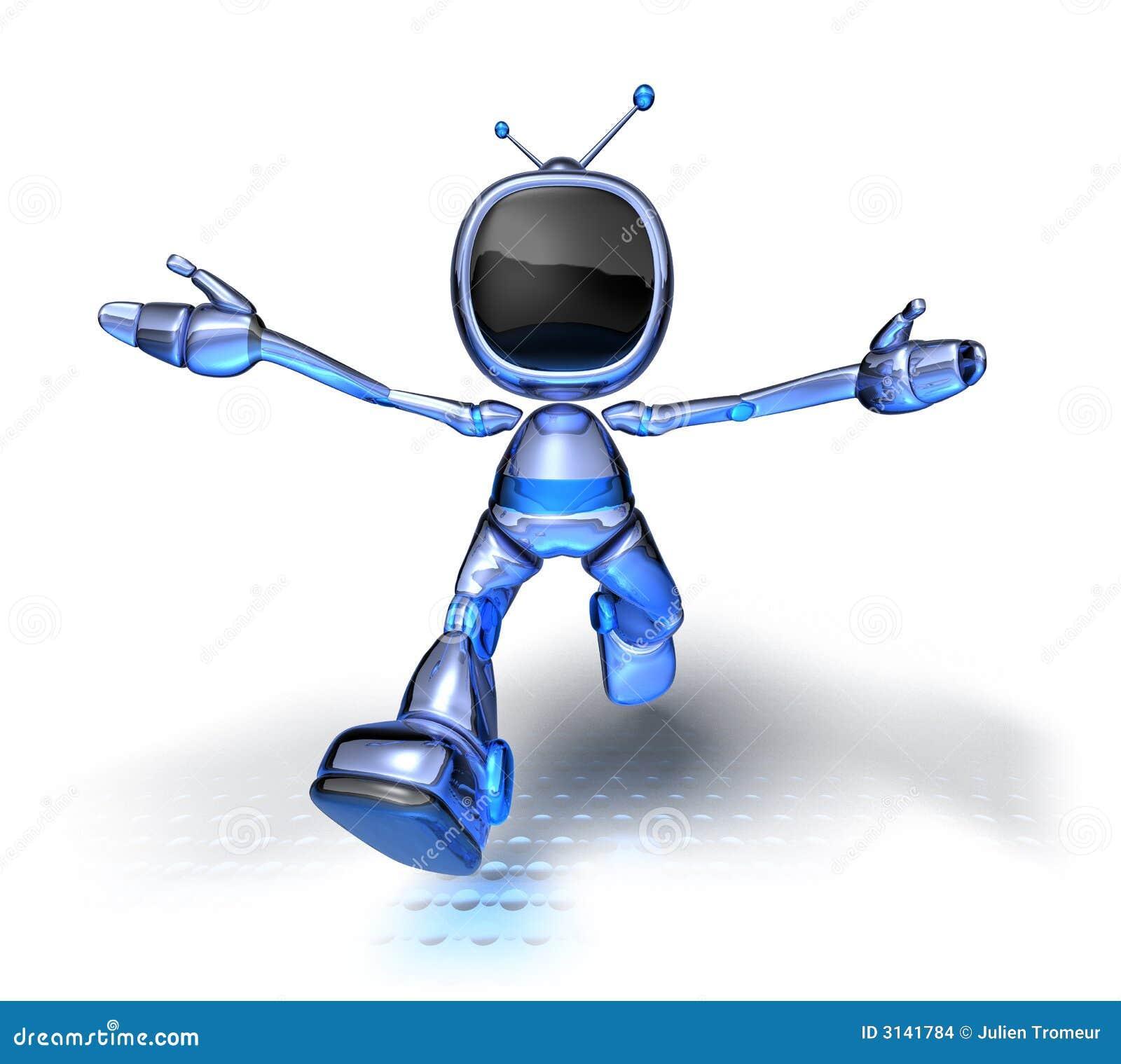 Robot della TV