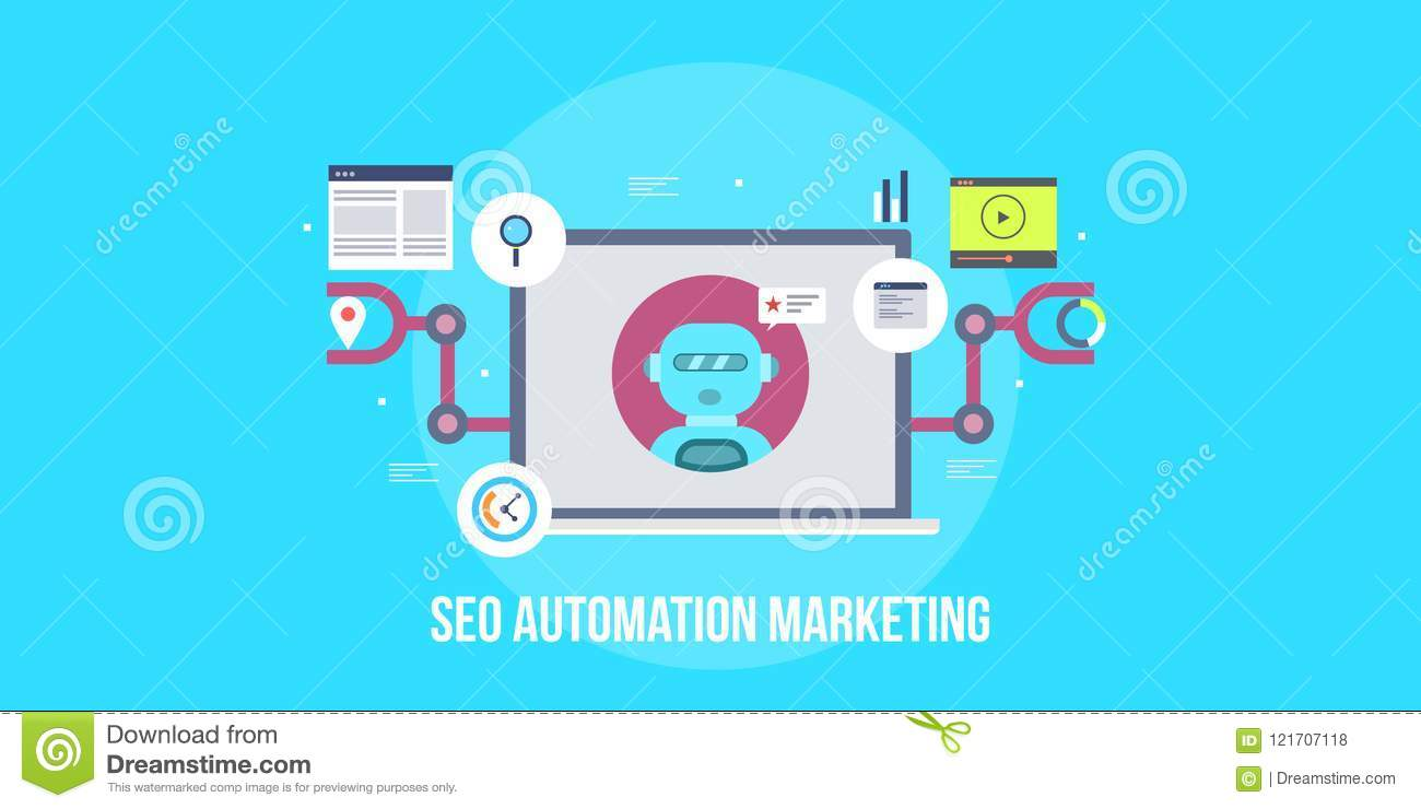 Search Engine Optimization - Digital Marketing Automation