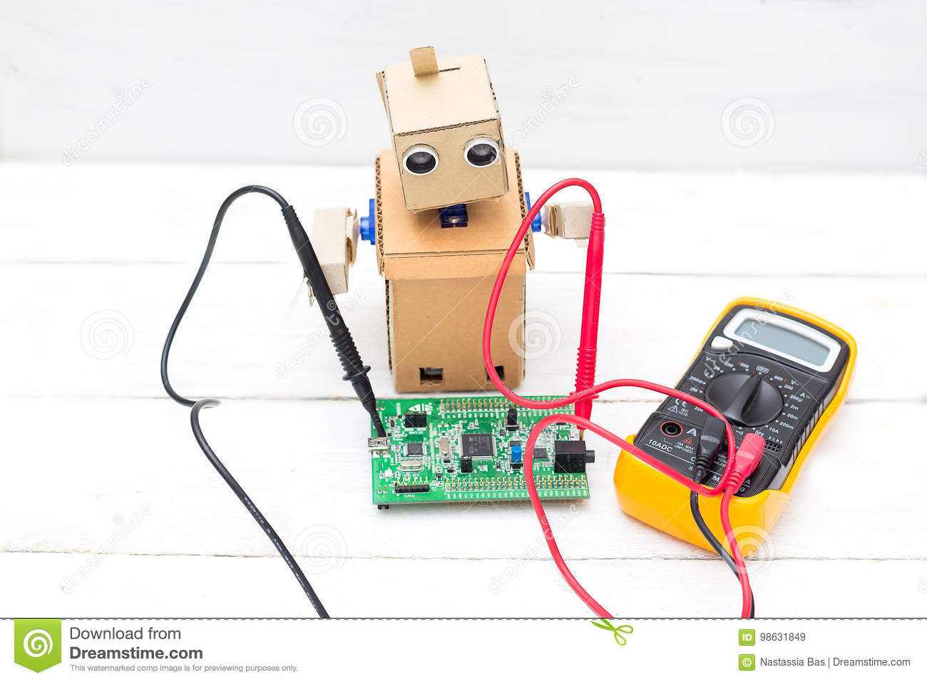 Summary Making Printed Circuit Boards Robot Room