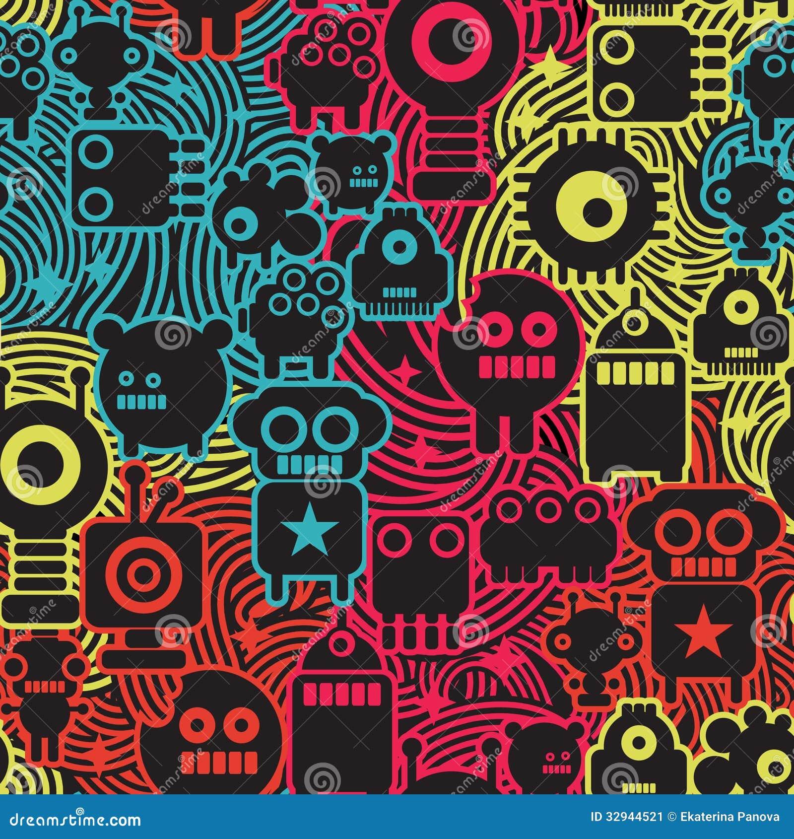 Cool Scratch Art Designs
