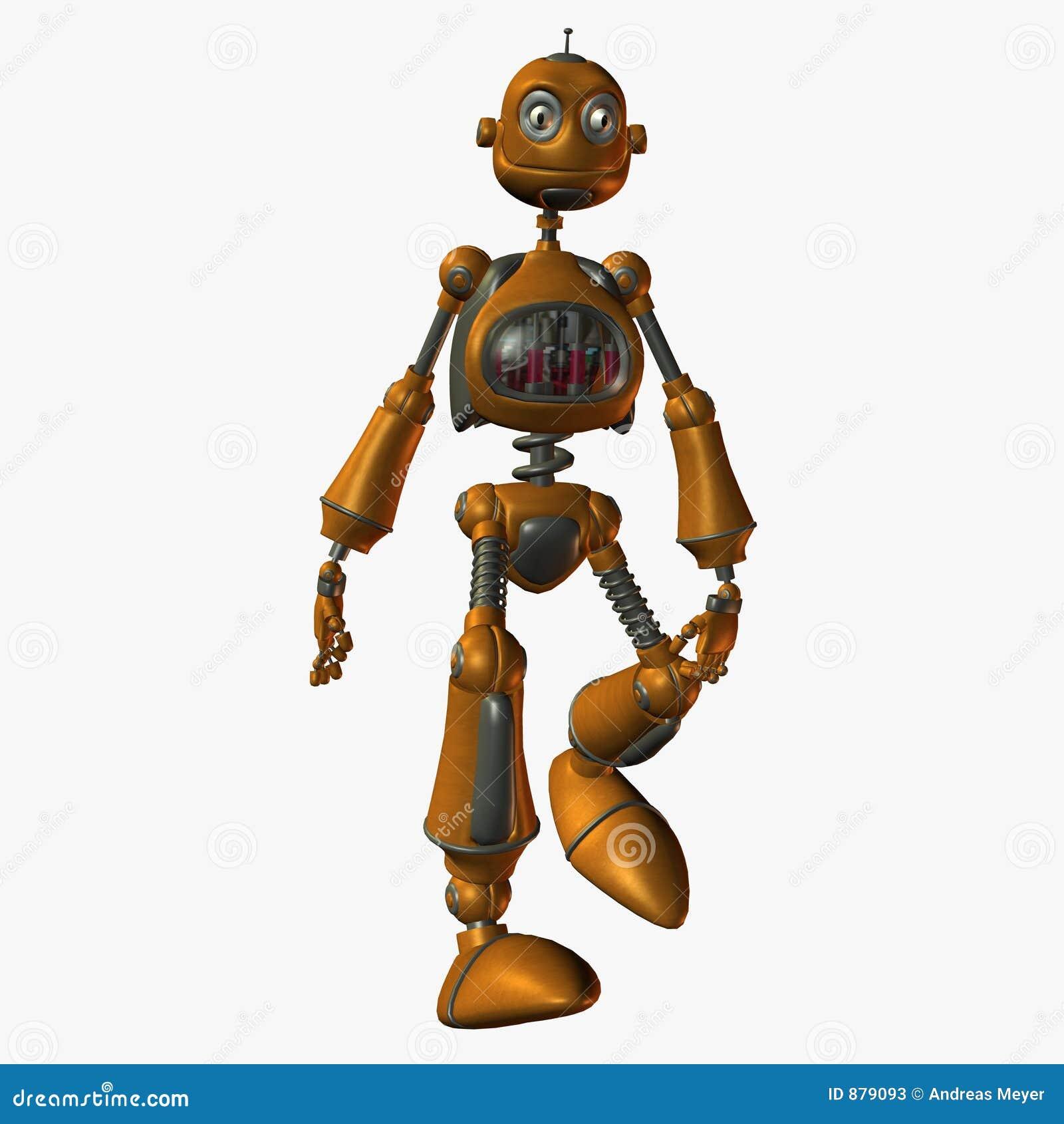 Robot toonimal