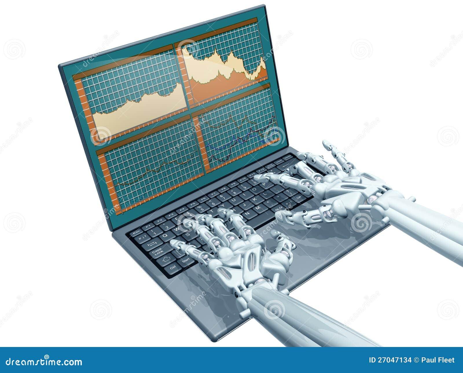 Trading De Forex Robot Software