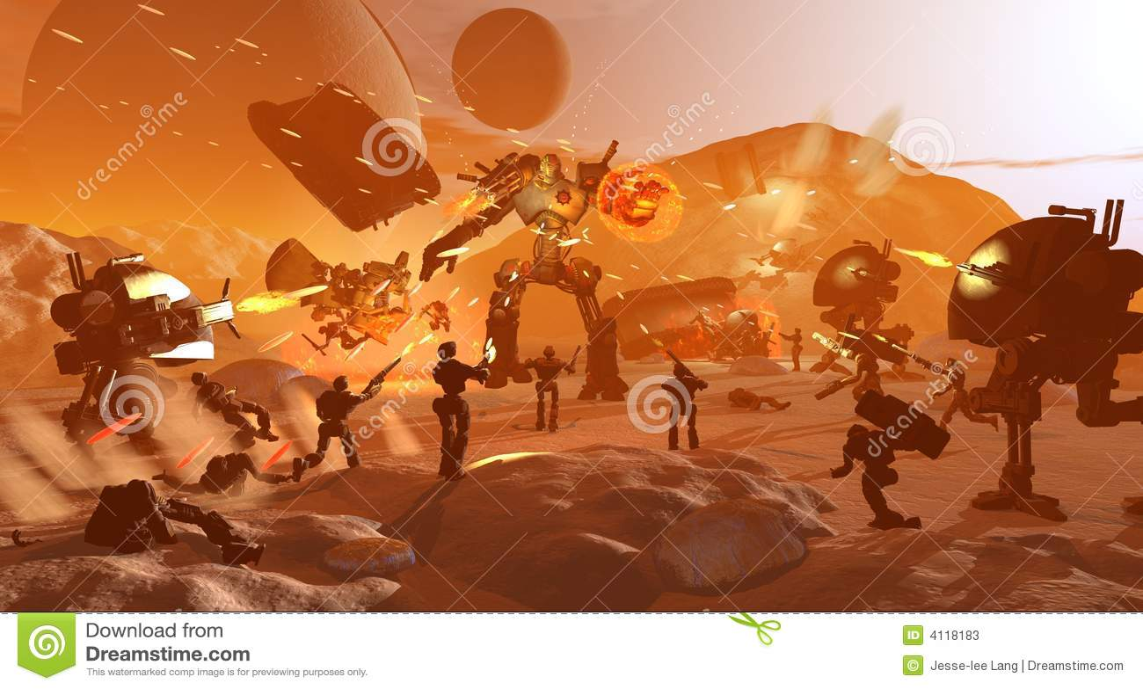 Robot wojny