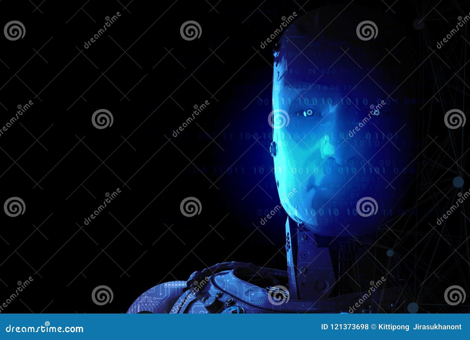 Robot z ai mózg