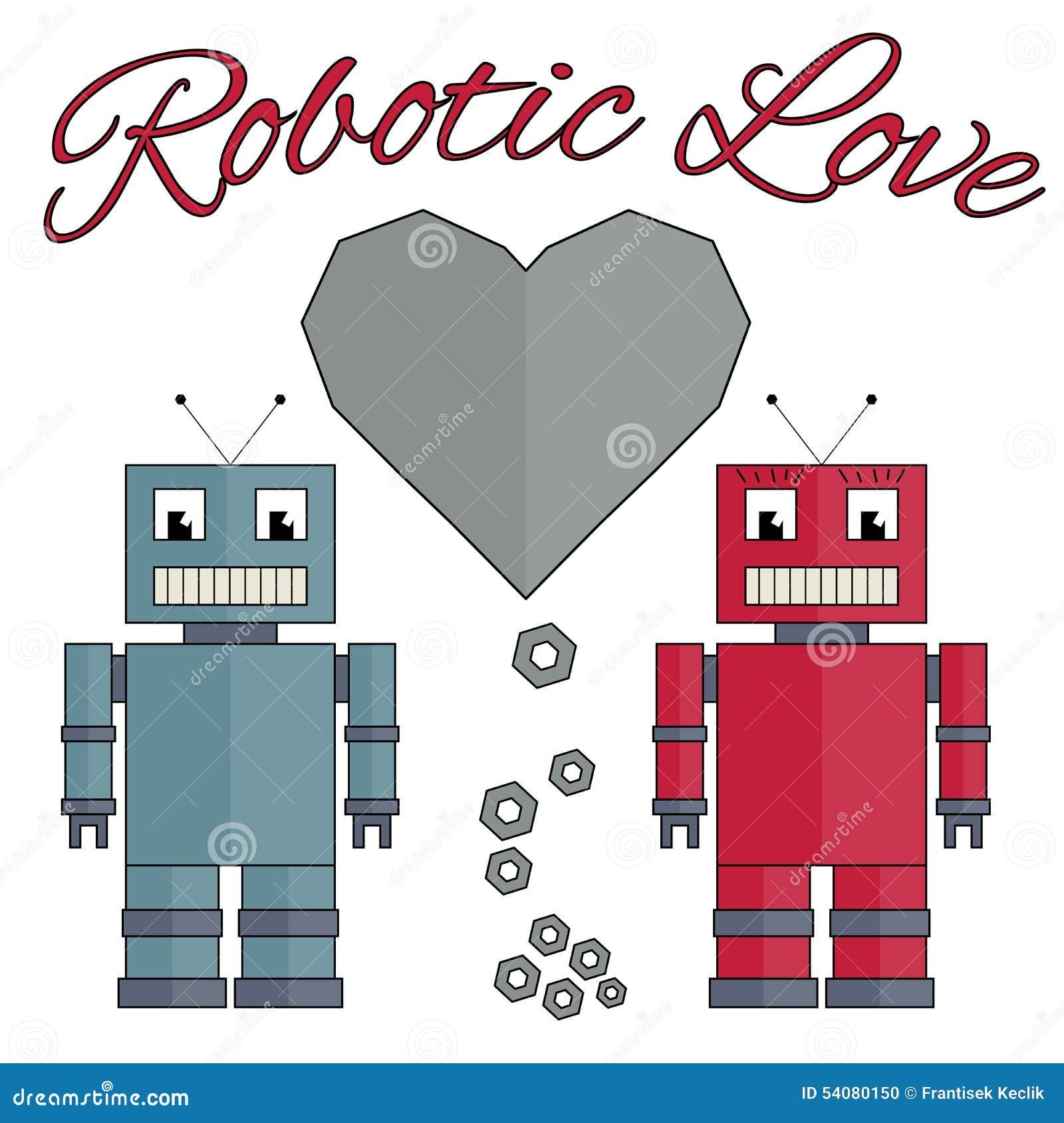 Robotachtige Liefde