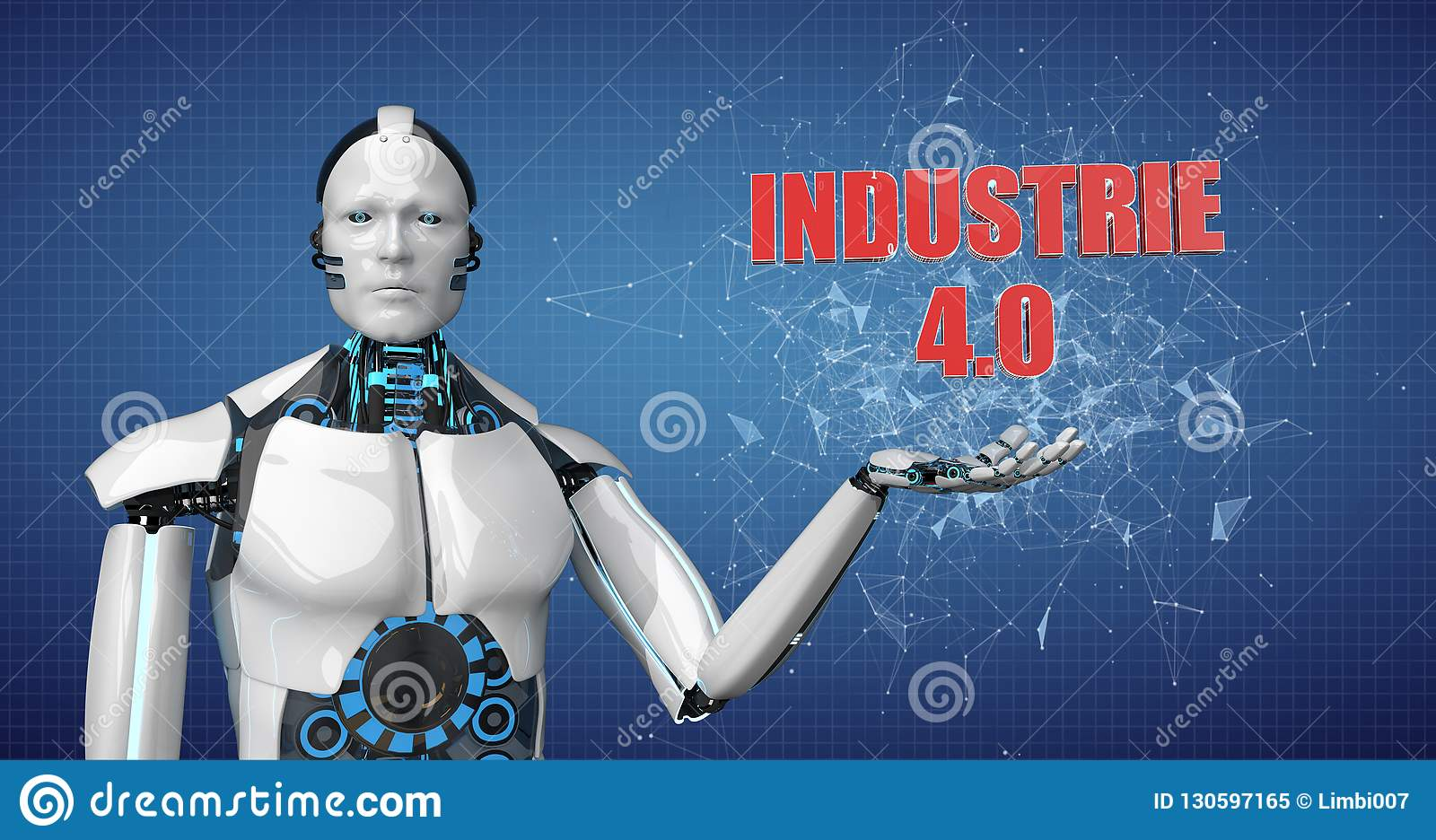 Roboter Industrie 4