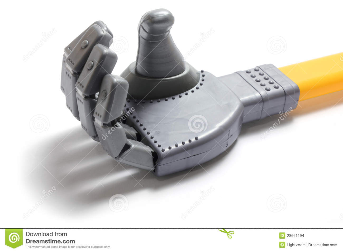 Robotic Hand Stock Images - Image: 28661194