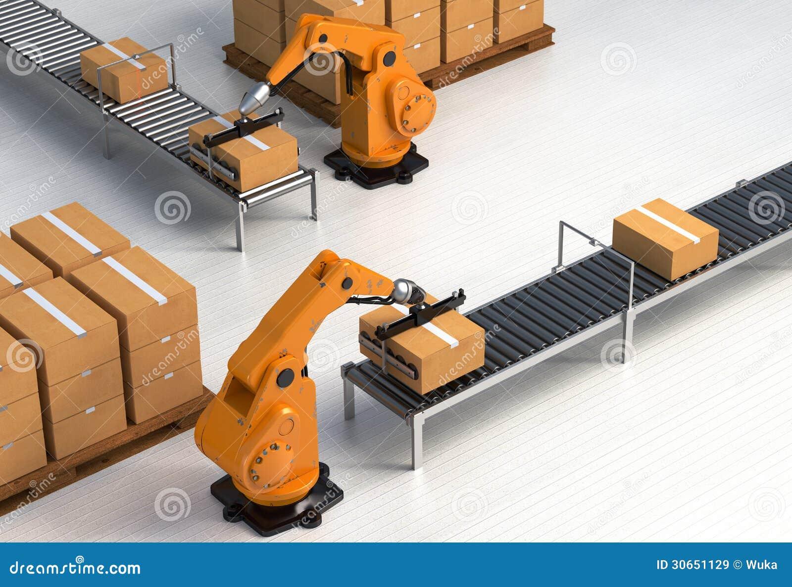 Robotic Palletizing II