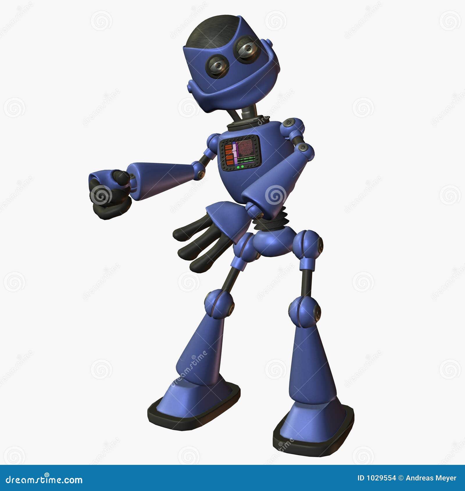 Roboto toonbot