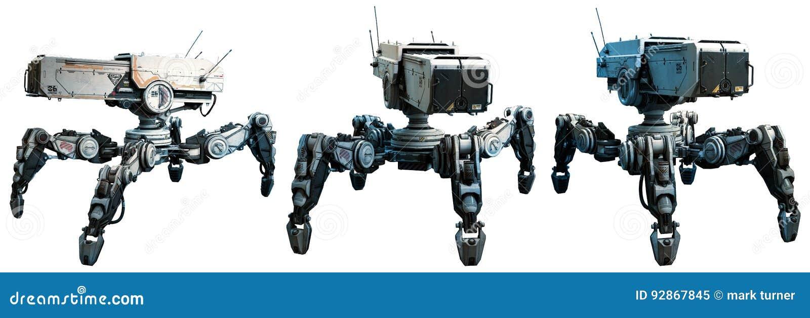 Robots del combate