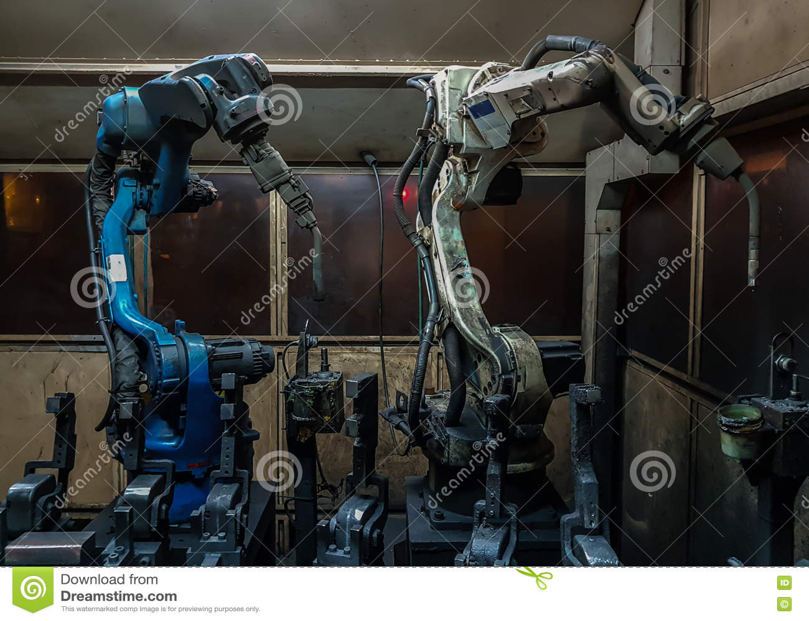 Robots die team lassen