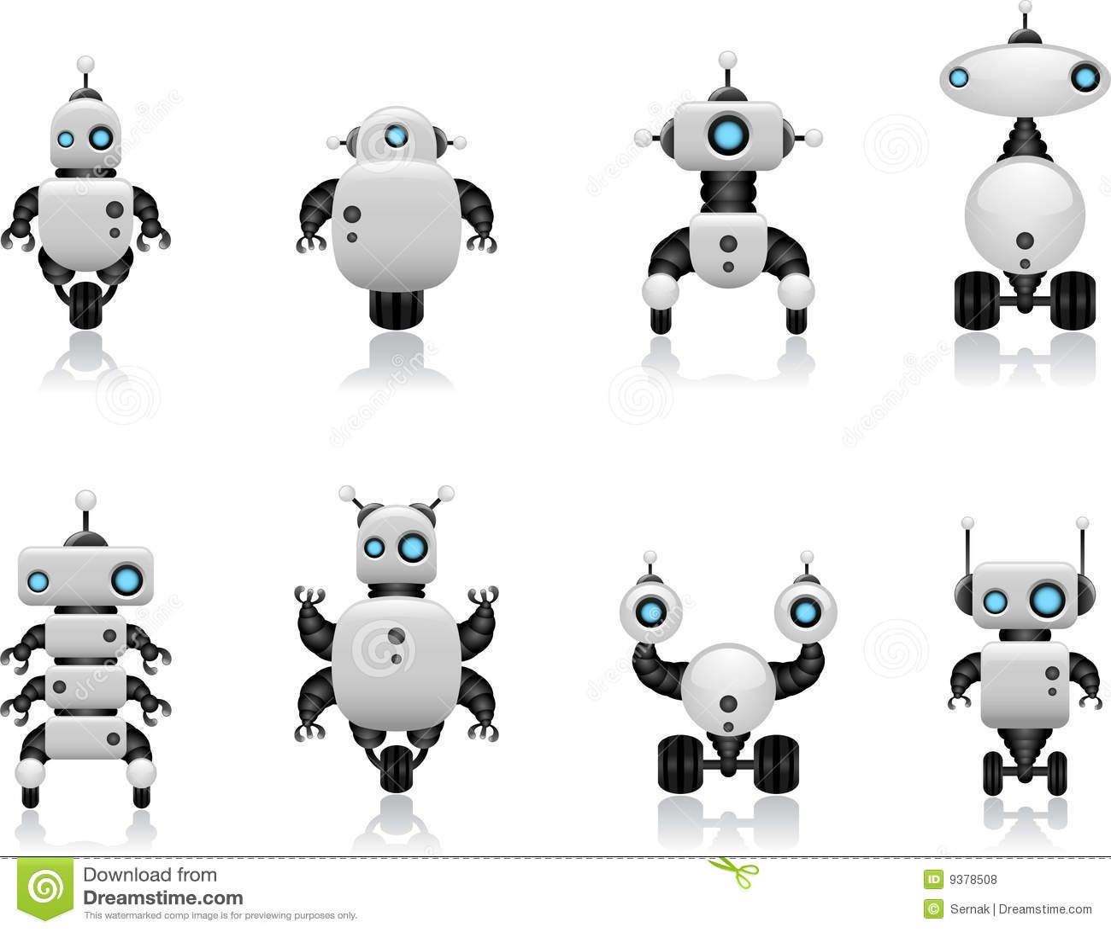 Robotset
