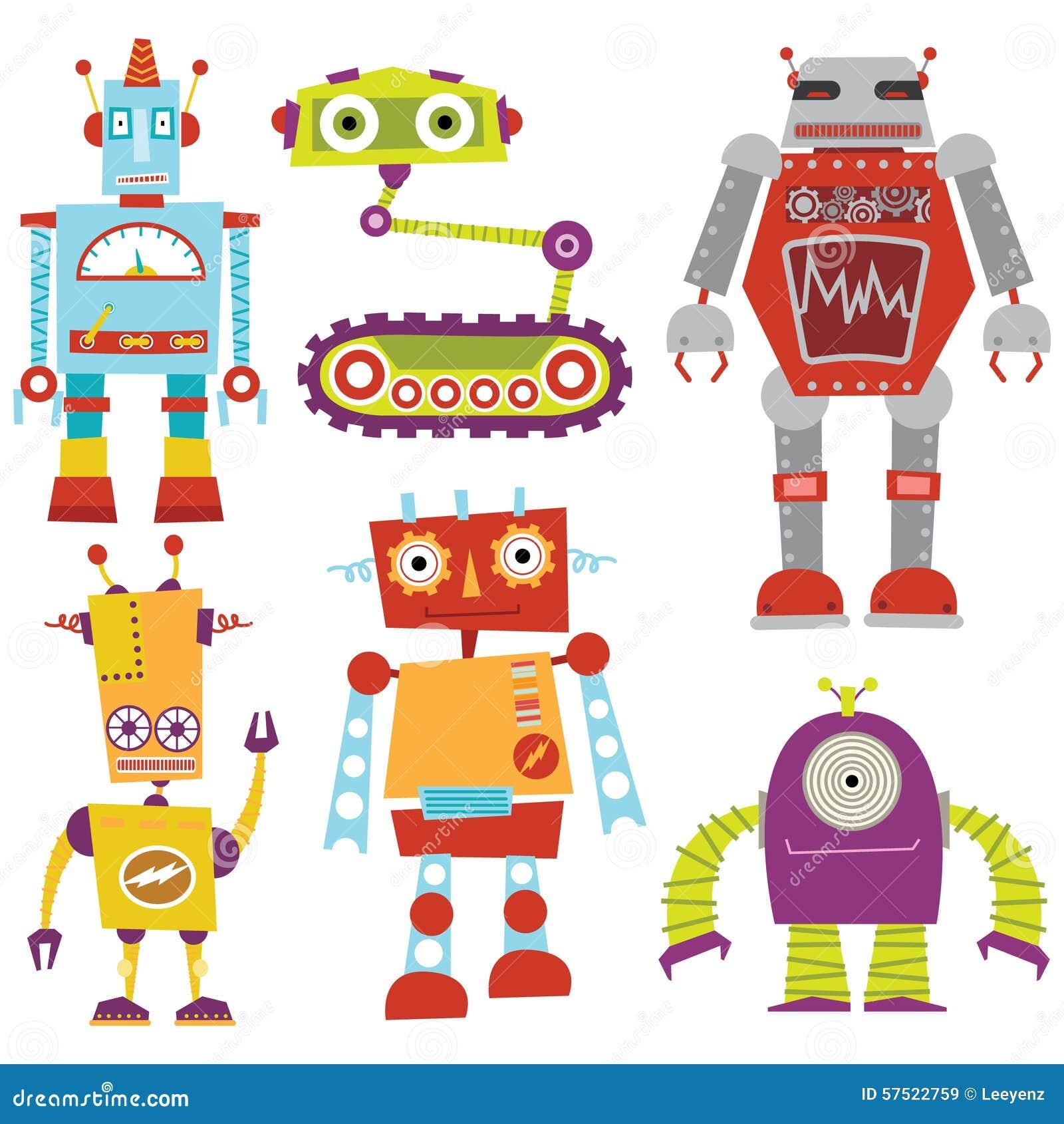 Robotuppsättning