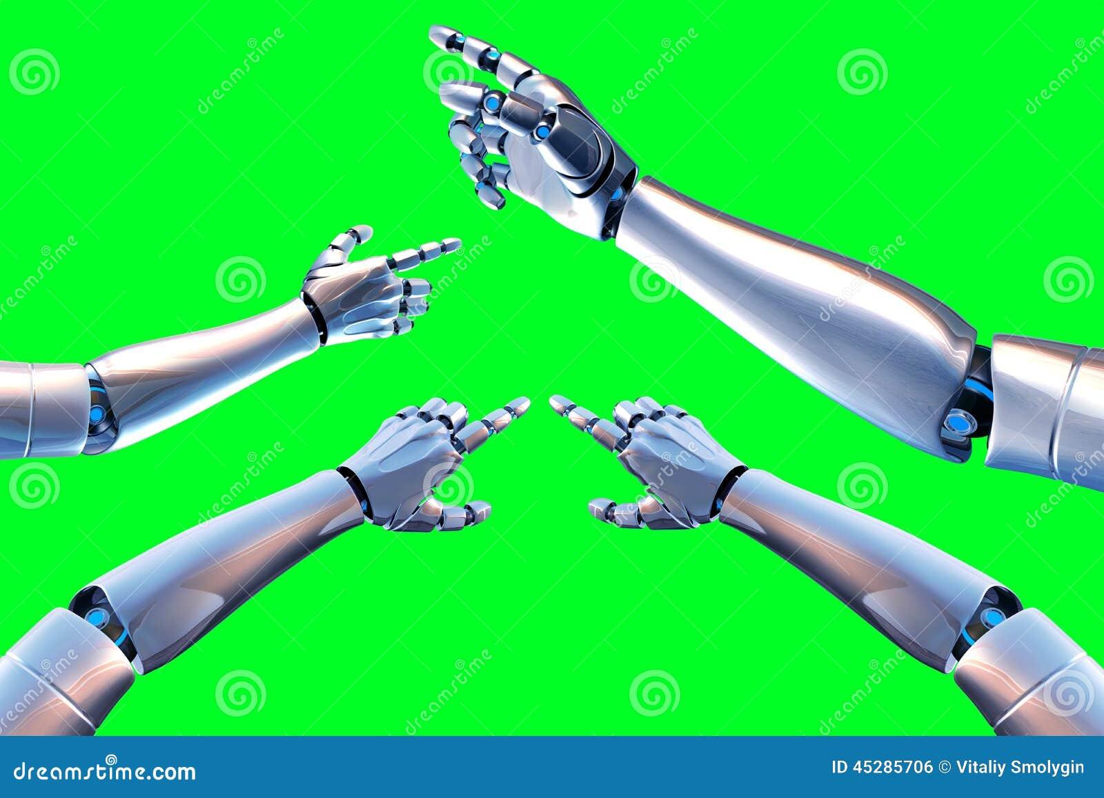 Robotwapen