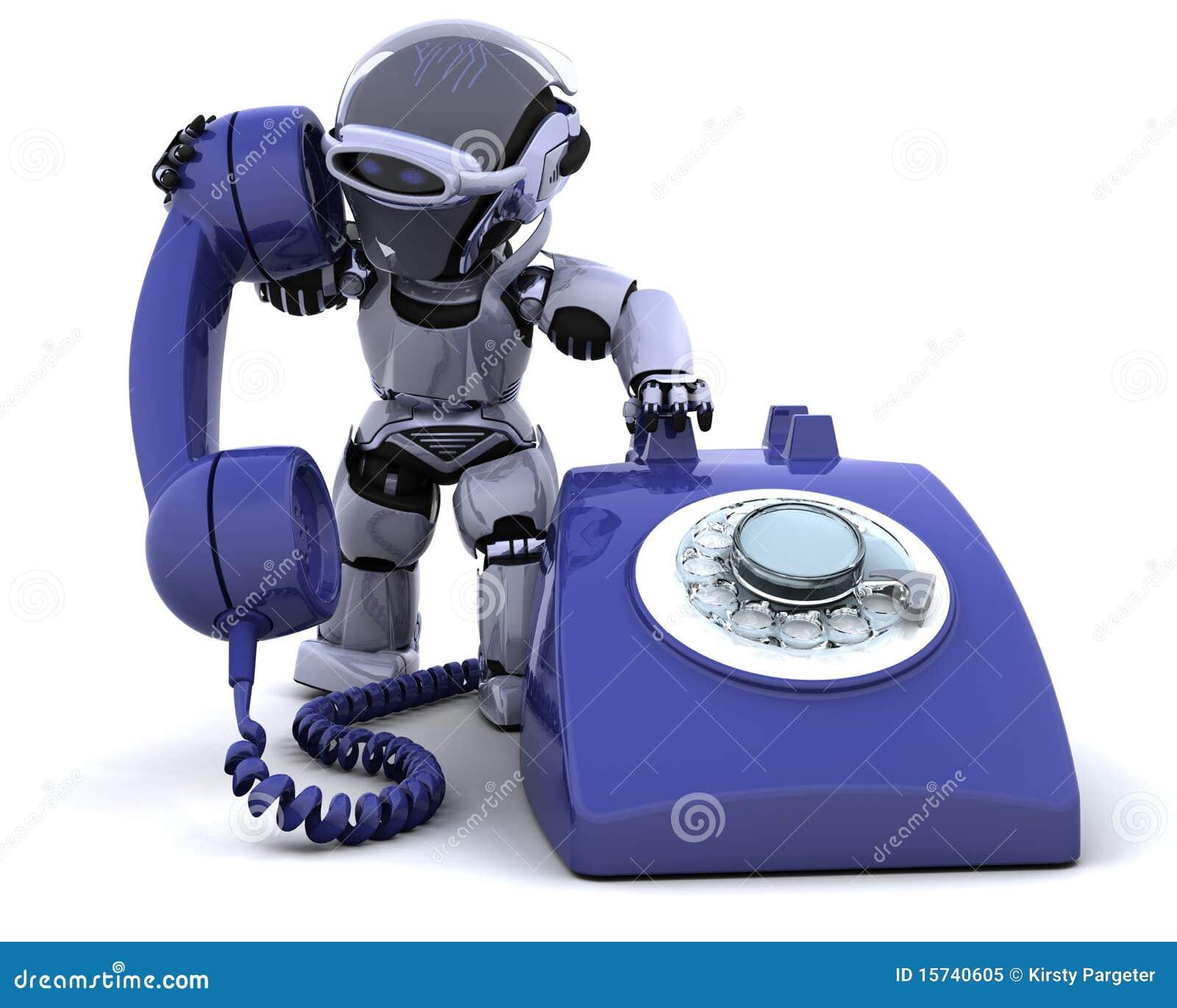 Robusteza con un teléfono tradicional