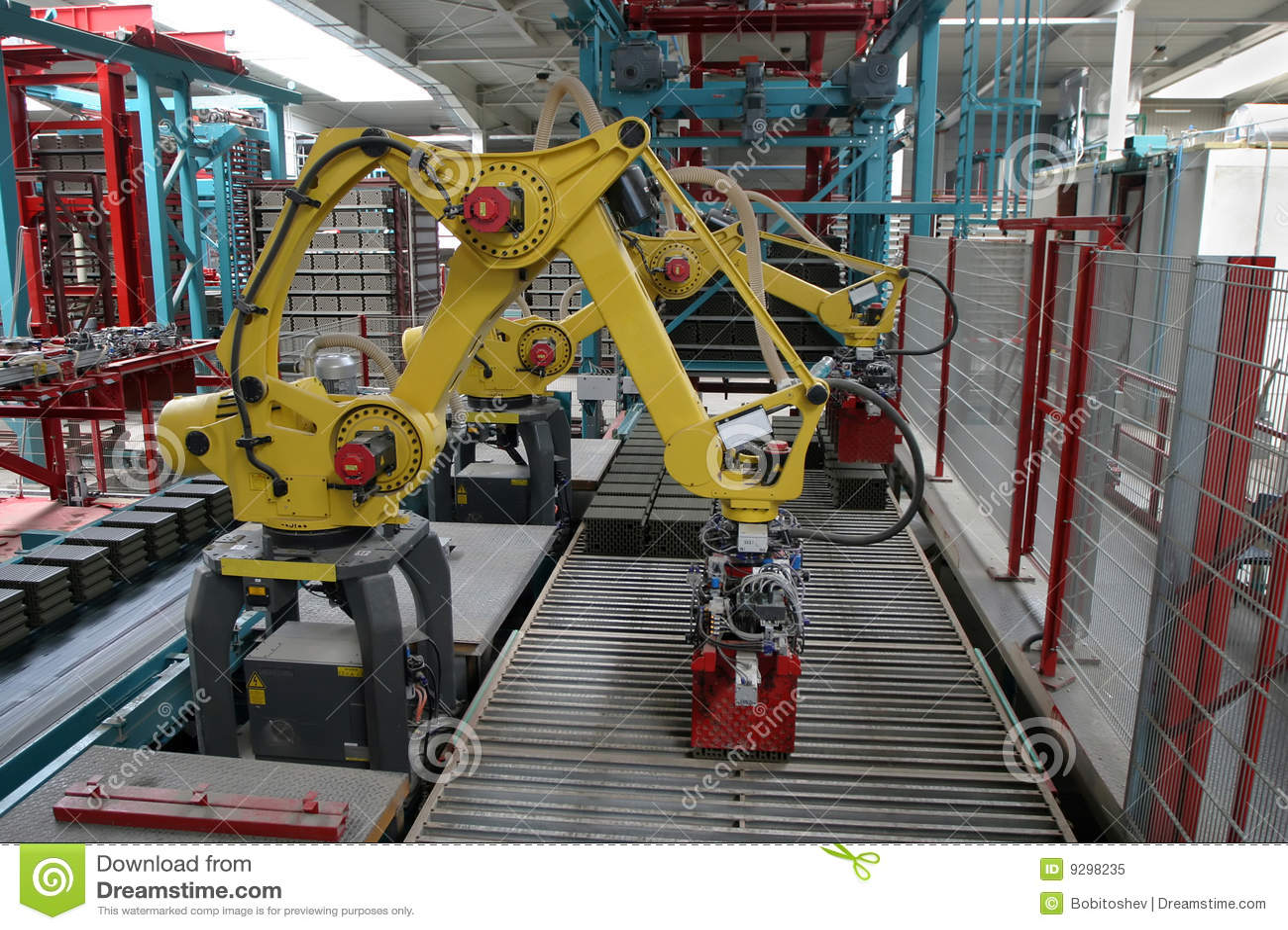 Robusteza industrial