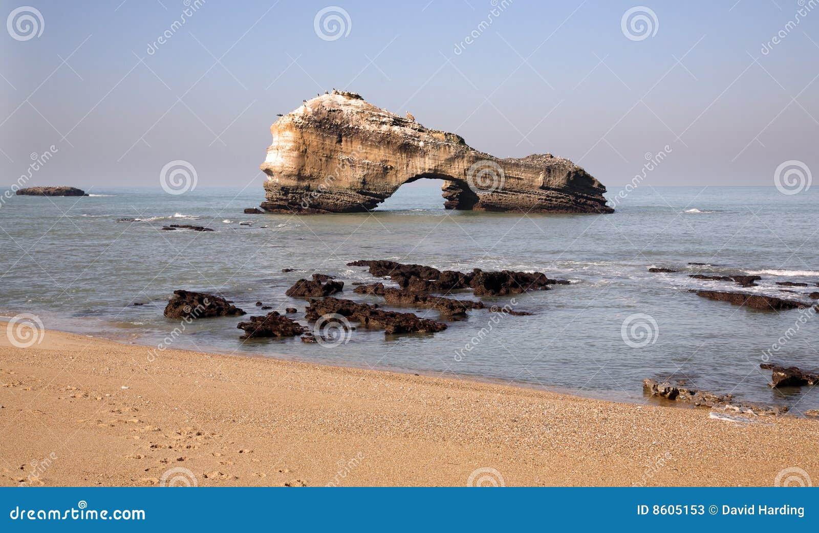 Roca de Biarritz