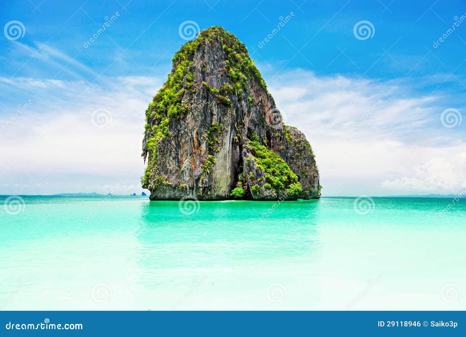 Roca de la piedra caliza de Beaty