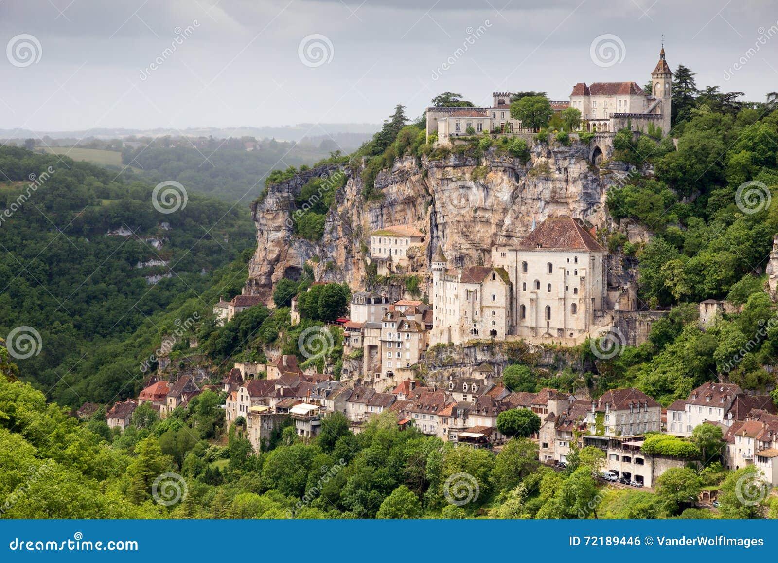 Rocamadour Frankrijk