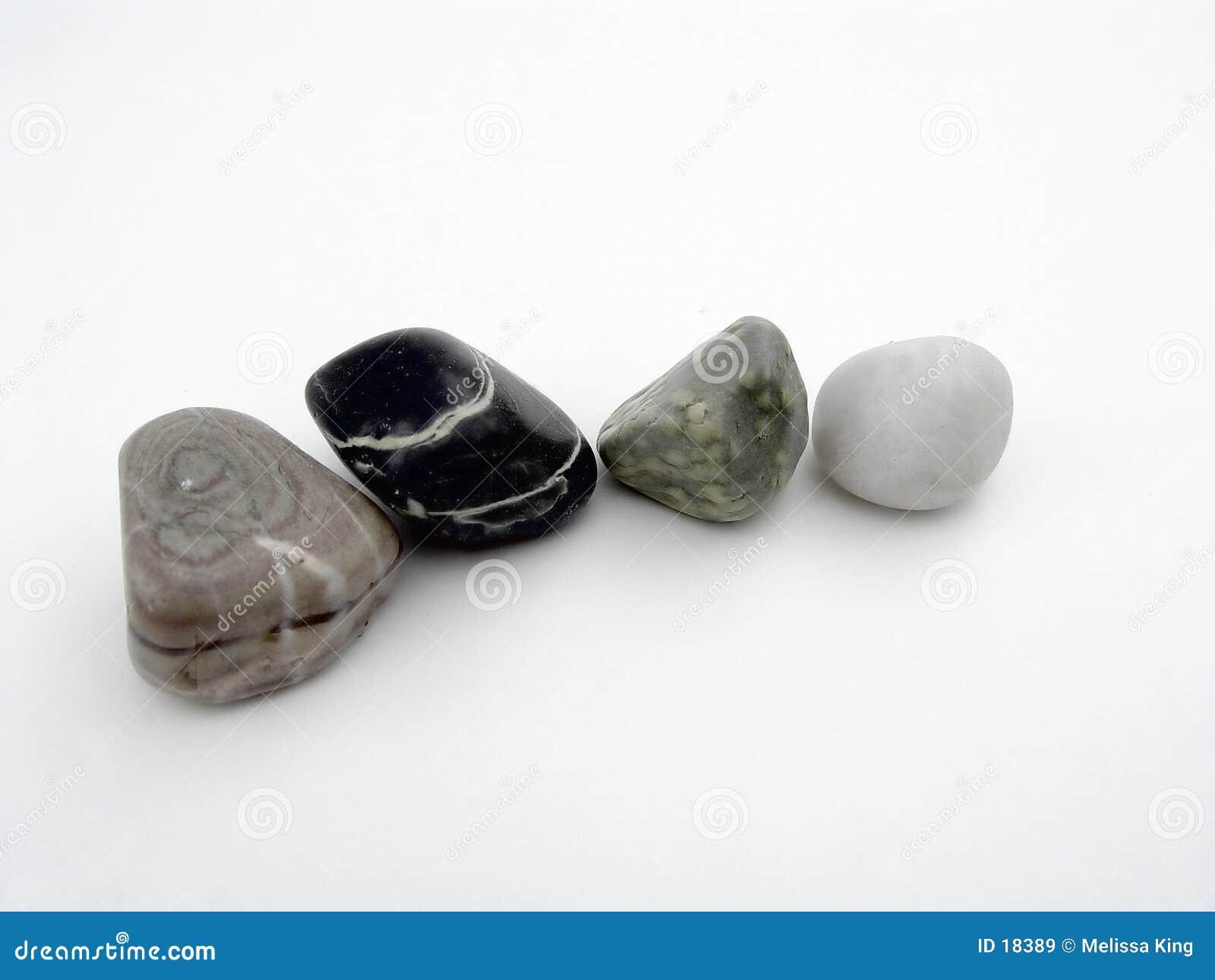 Rocas aisladas