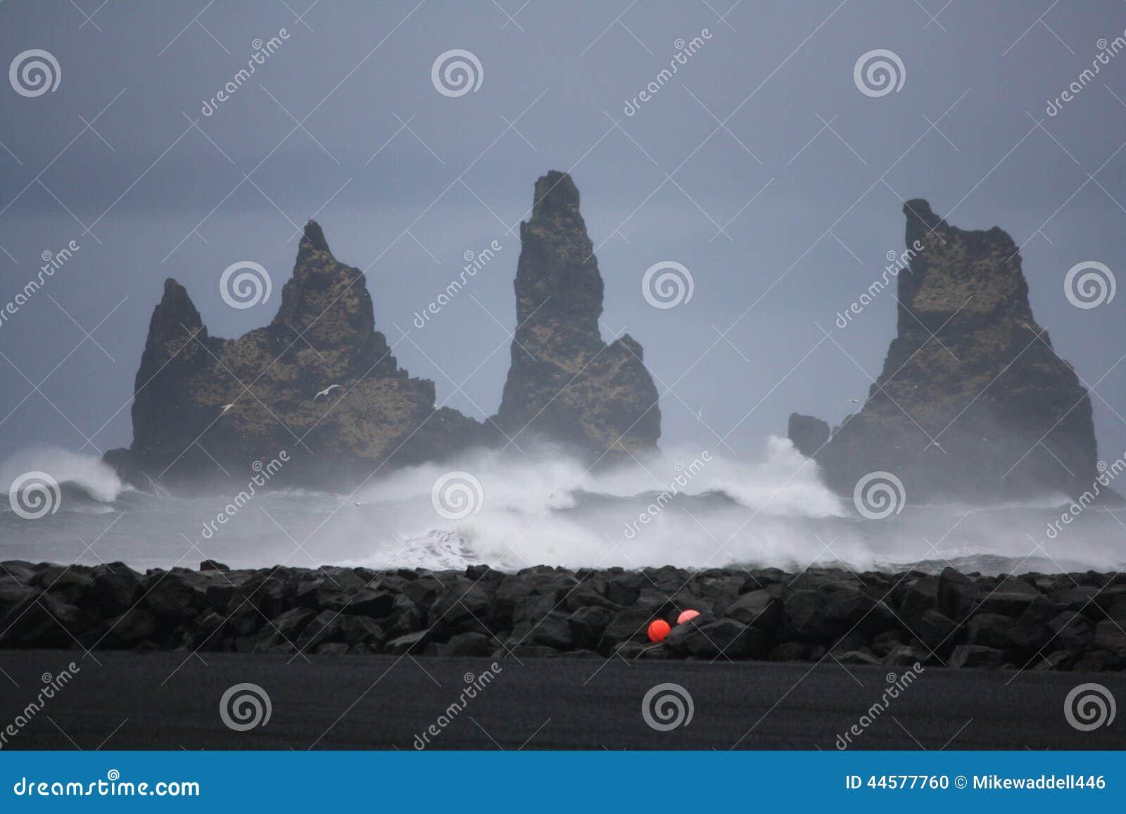 Rocas de Vik Iceland