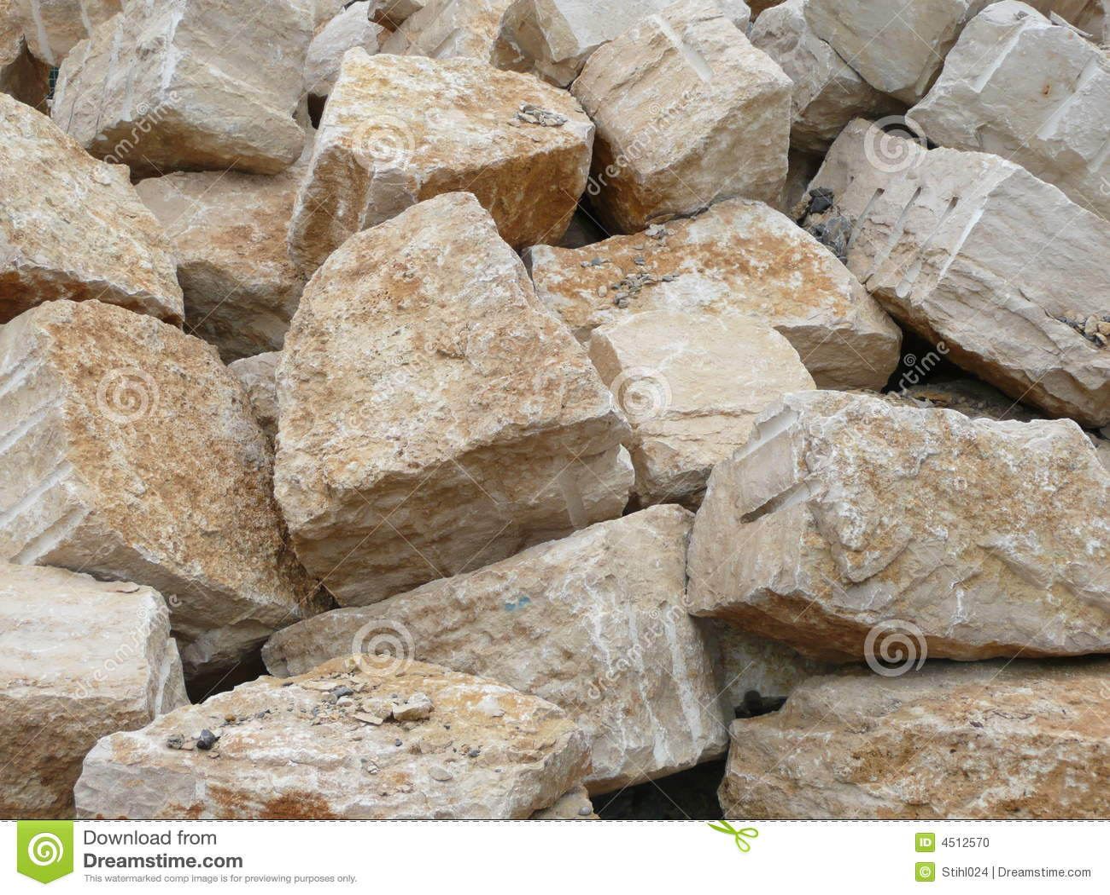 Rocas grandes de la piedra caliza foto de archivo imagen de marr n limestone 4512570 - Piedra caliza precio ...
