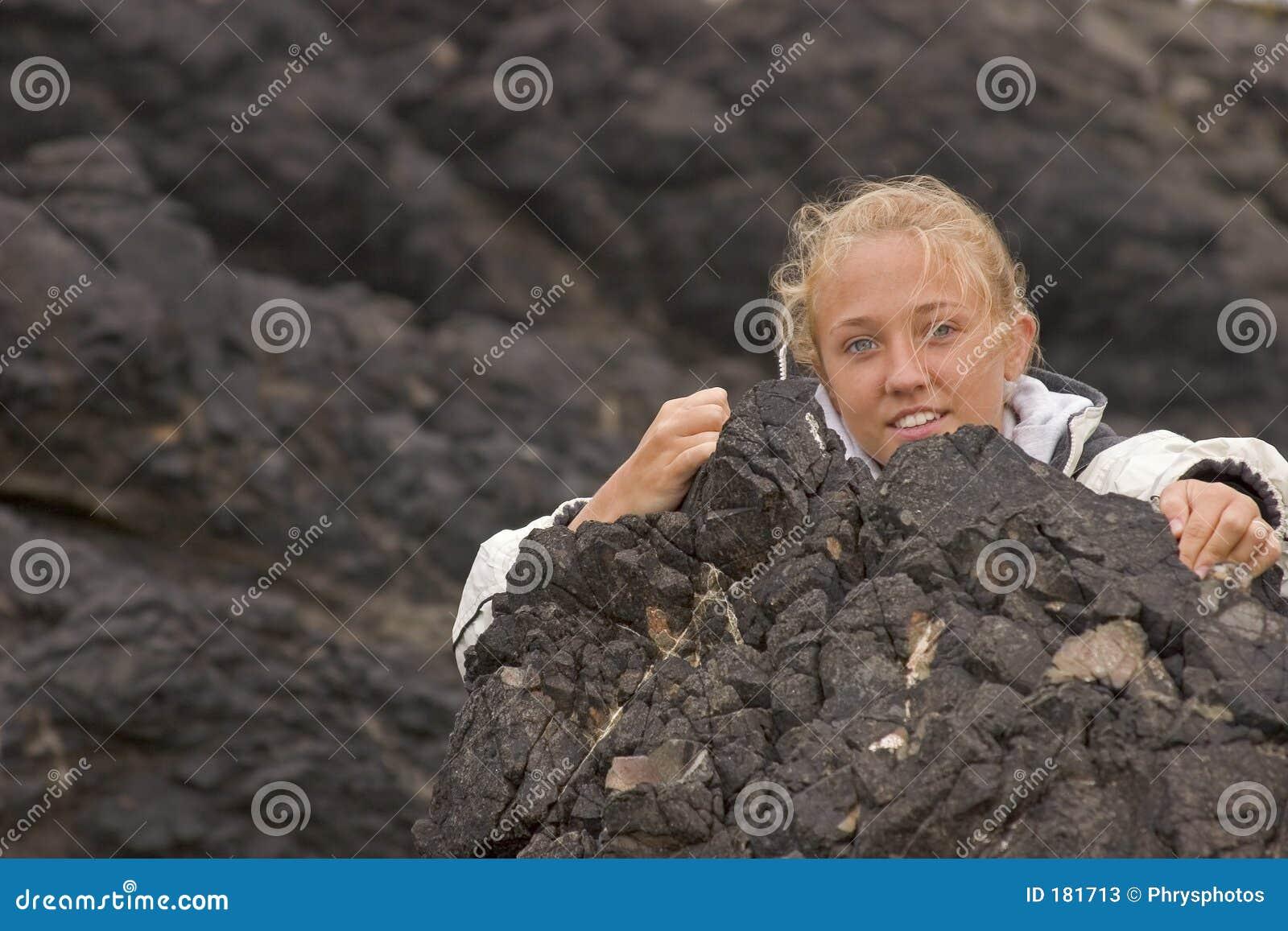 Rocas que suben de Erica
