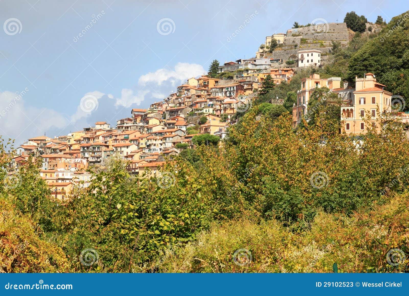 Rocca di Far i Lazio, Italien