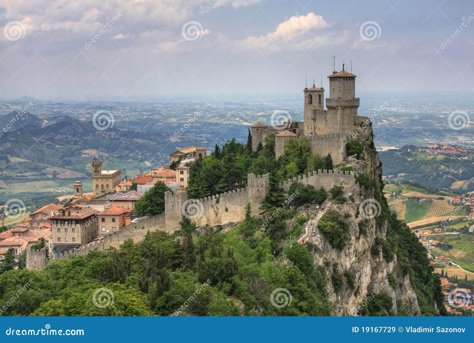 Rocca san för dellaguaitamarino