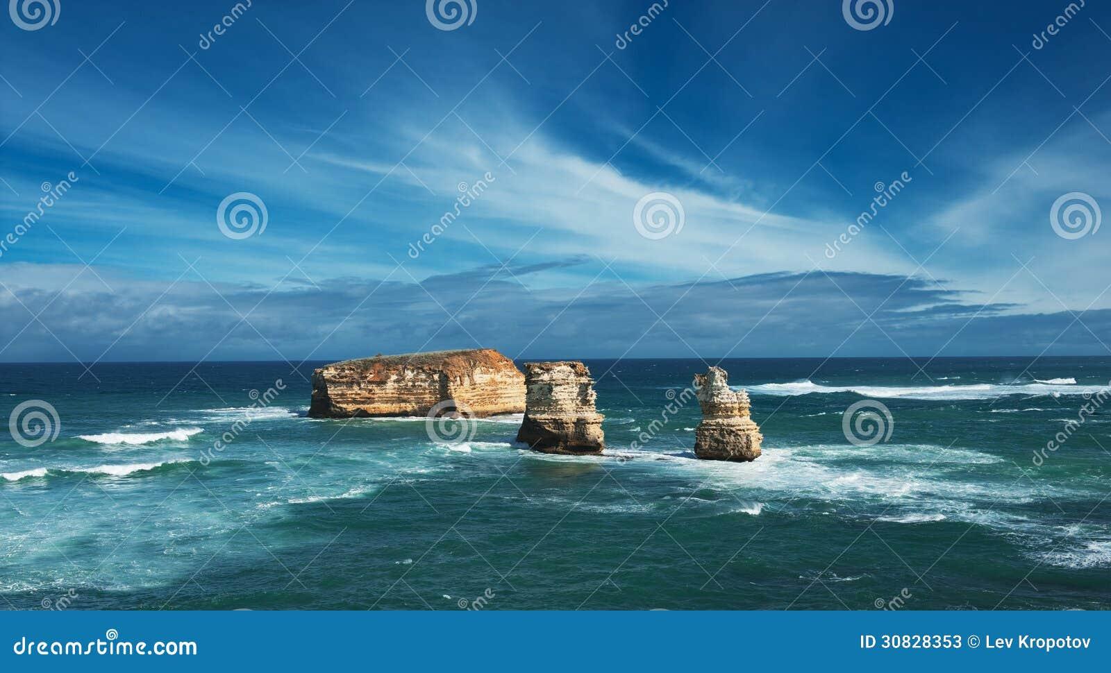 Rocce australiane famose