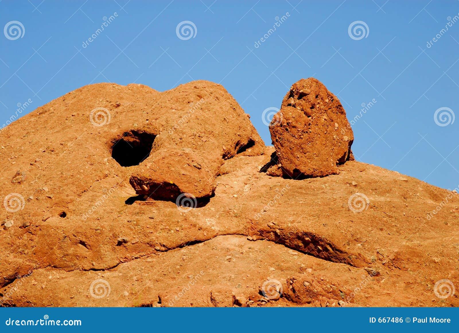 Rocce del deserto